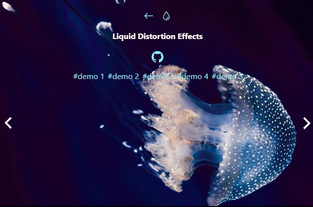 HTML5 WebGL带鼠标跟踪的月晕涟漪动画特效 - 踏得网