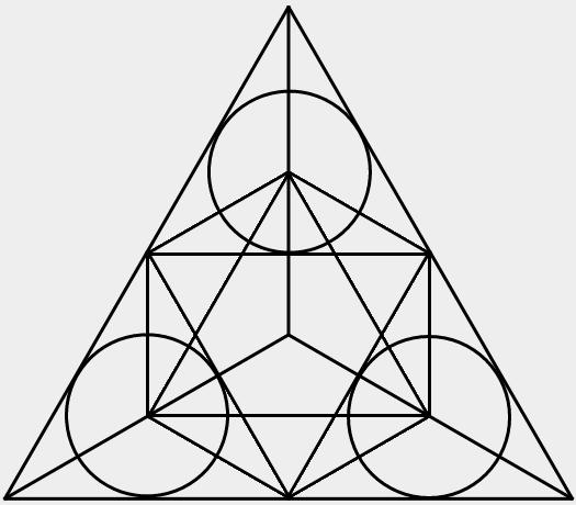 使用纯css就可以构造出如此丰富的几何图形:三角形,棱形,六边形和圆形